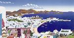 Thomas Mcknight Mykonos Panorama