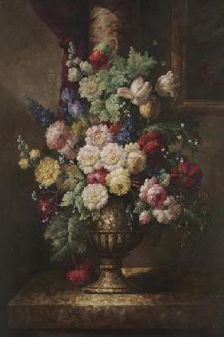 Cho Renaissance Floral