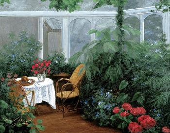 Diane Romanello Garden Room