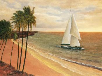 Diane Romanello Tropical Holiday