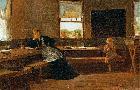 Winslow Homer Noon Recess