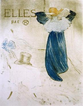 Henri De Toulouse-Lautrec Elles
