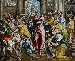 El Greco The Purification Of The Temple