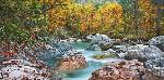 Frank Krahmer Mountain Brook And Rocks, Carinthia, Austria