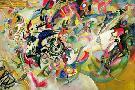 Wassily Kandinsky Composition No. 7