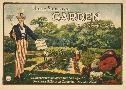 American 20th Century Uncle Sam Says  -  Garden To Cut Food Costs, 1917