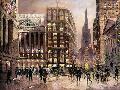 Robert Lebron Wall Street 1890