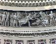 Carol Highsmith Wright Brothers Frieze In U.s. Capitol Dome, Washington