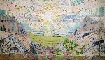 Edvard Munch The Sun, 1910 - 1911