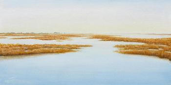 Emmeline Craig A Clear Day Giclee on Canvas