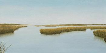 Emmeline Craig Interlude Giclee on Canvas