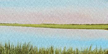 Emmeline Craig Sunday Morning 2 Giclee on Canvas