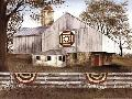 Billy Jacobs American Star Quilt Block Barn