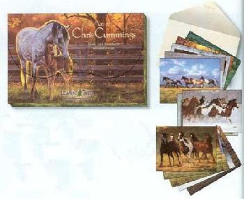 Chris Cummings The Art of Chris Cummings Note Cards