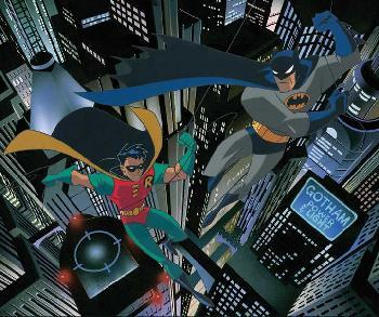 Bruce Timm Gotham