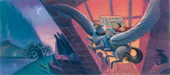 Mary Grandpre Harry Potter - Prisoner of Azkaban Giclee on Paper