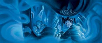 Mary Grandpre Harry Potter - Order of The Phoenix Giclee on Paper