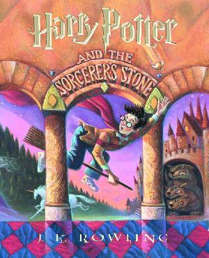 Mary Grandpre Harry Potter - Sorcerer