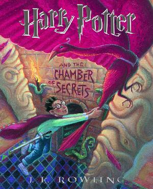 Mary Grandpre Harry Potter - Chamber of Secrets Lithograph