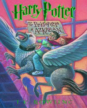 Mary Grandpre Harry Potter - Prisoner of Azkaban Lithograph