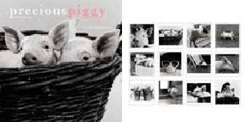 David McEnery Precious Piggy 2006 Calendar