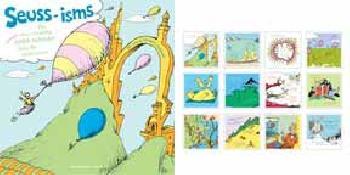 Seuss Suess-isms 2006 Calendar