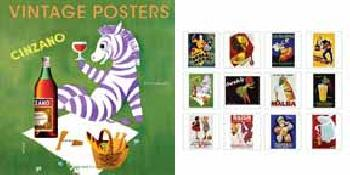 Various Vintage Posters 2006 Calendar