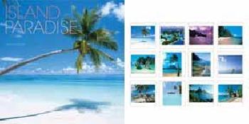 Various Island Paradise 2006 Calendar