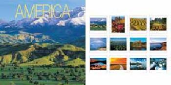 Various America 2006 Calendar