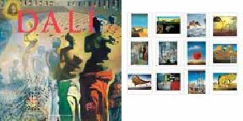 Salvador Dali Dali 2006 Calendar