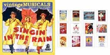 TCM Vintage Musicals 2006 Calendar