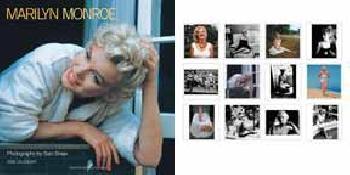 Sam Shaw Marilyn Monroe 2006 Calendar