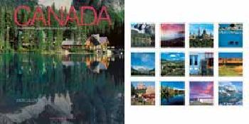 Various Canada 2006 Calendar