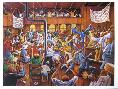 Ernie Barnes Solid Rock Congregation