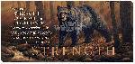 Rosemary Millette Strength - Black Bear