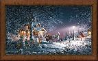 Terry Redlin Winter Wonderland