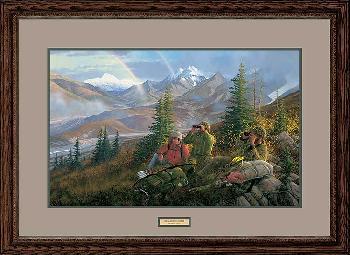Michael Sieve Backcountry - Hike In Framed