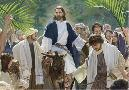 Liz Lemon Swindle Triumphal Entry