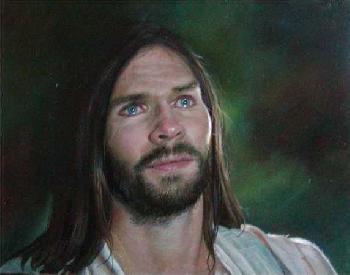 Liz Lemon Swindle He Was The Son Of God Giclee on Canvas