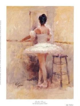 Richard Judson Zolan Ballet Barre
