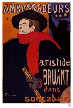 Henri De Toulouse-Lautrec Ambassadeurs