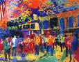 LeRoy Neiman American Stock Exchange