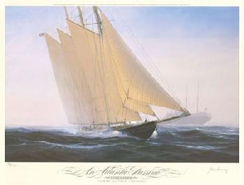 John Mecray An Atlantic Passing