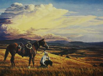 Tim Cox Another Day Gone Forever Artist