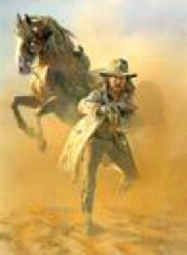 Hermon Adams Arizona Ranger