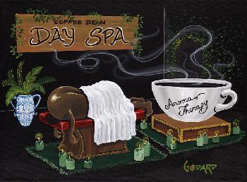Michael Godard Aroma Therapy Printer