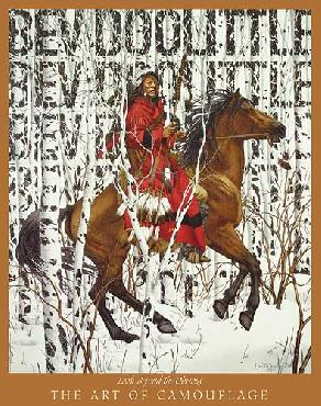 Bev Doolittle Art of Camouflage Signed Open Edition on Paper