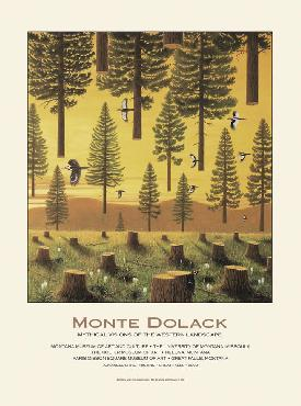 Monte Dolack Ascension Signed Open Edition
