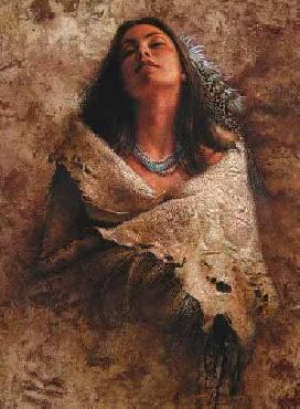 Lee Bogle At Peace II Giclee on Paper
