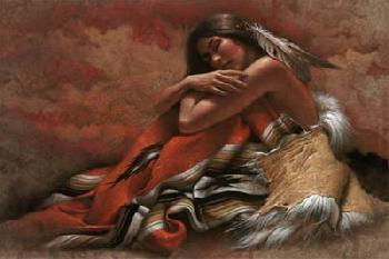 Lee Bogle At Rest Artist
